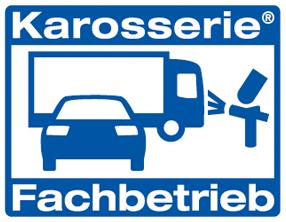 Karosserie® Fachbetrieb Logo